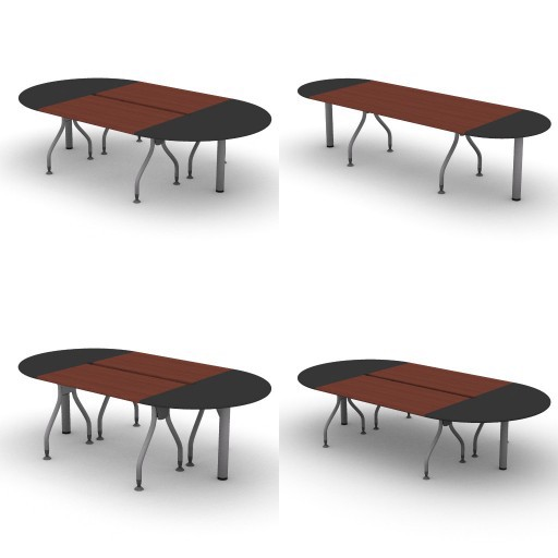 Cad 3D Free Model dvo C01-bull3  14-conference-tables-bull3