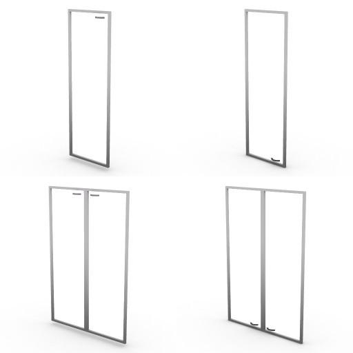 Cad 3D Free Model dvo C03-storage-units-bu  19--doors