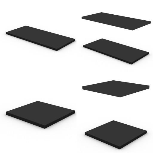 Cad 3D Free Model dvo C03-storage-units-bu  22-components