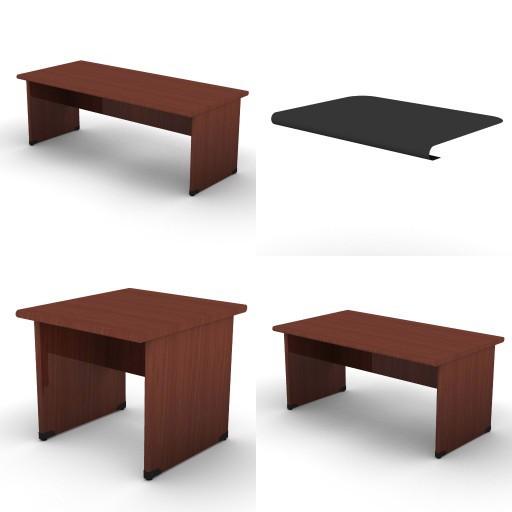 Cad 3D Free Model dvo D-stinger  01-desks-stinger