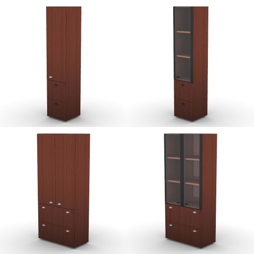 Cad 3D Free Model dvo D-stinger  18-storage-unitsh.206,5