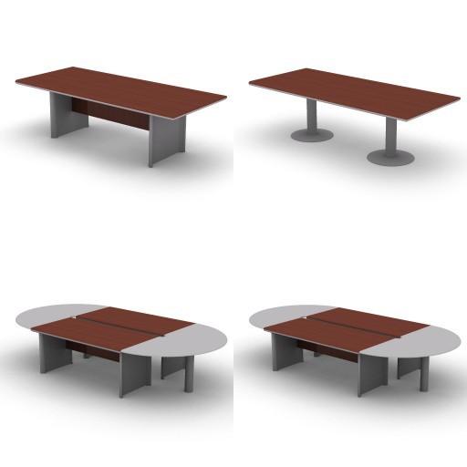 Cad 3D Free Model dvo E-kim  14-conference-tables-kim