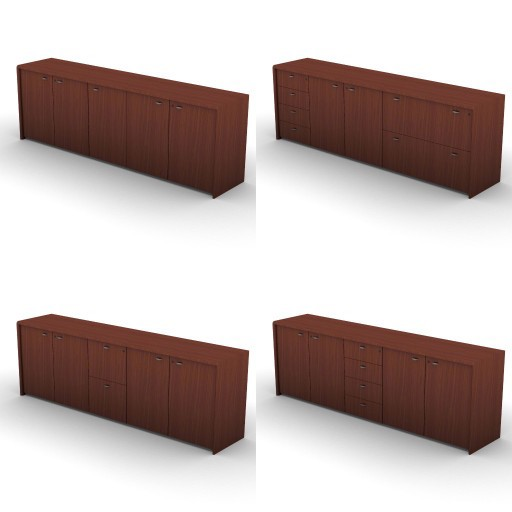 Cad 3D Free Model dvo E-kim  23-low-stor-unit-compositions