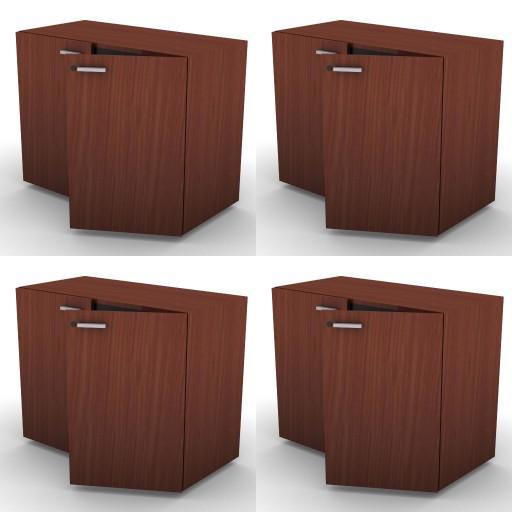 Cad 3D Free Model dvo G-storage_on-palm  06a-storage-units-h.73,5-on_palm