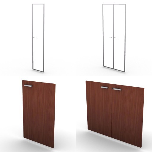 Cad 3D Free Model dvo G-storage_on-palm  11-doors