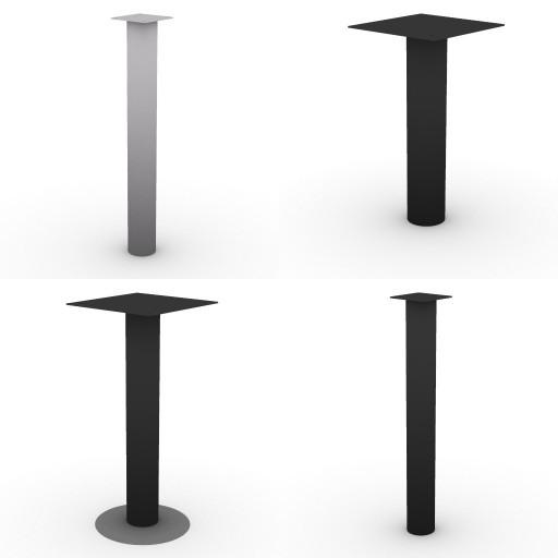 Cad 3D Free Model dvo Z-general-accessories  36-column-slim_column