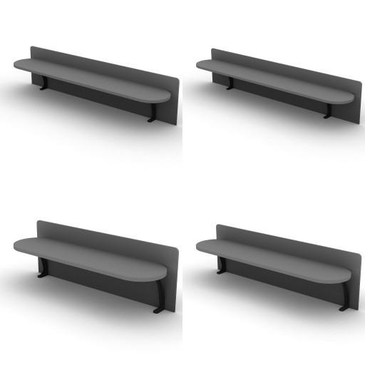 Cad 3D Free Model dvo Z-general-accessories  39-frontal_shelves