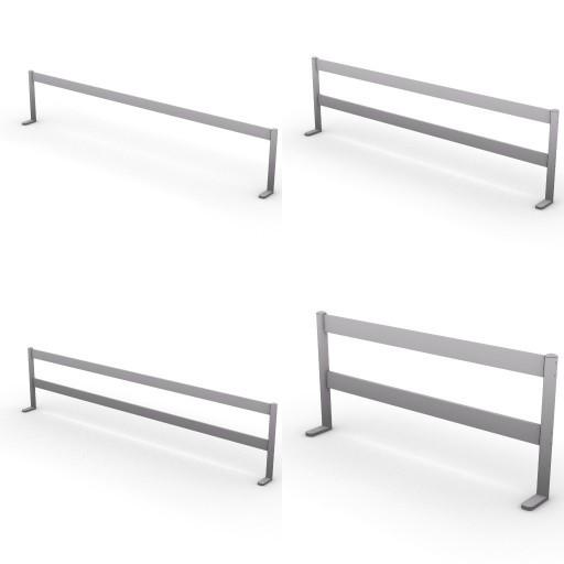 Cad 3D Free Model dvo Z-general-accessories  40-holder_bars