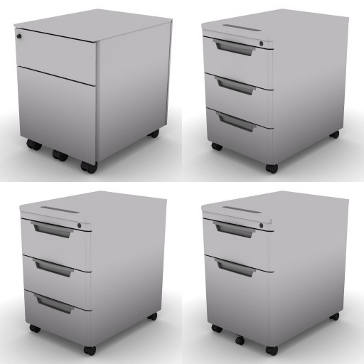 Cad 3D Free Model dvo Z-general-accessories  44-pedestals_in_metal