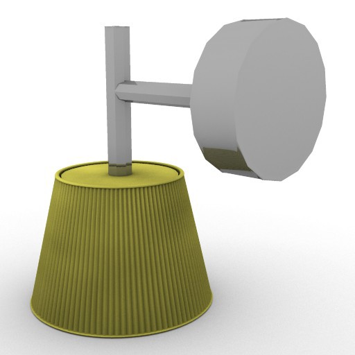 Cad 3D Free Model flos  romeo_babesoftw