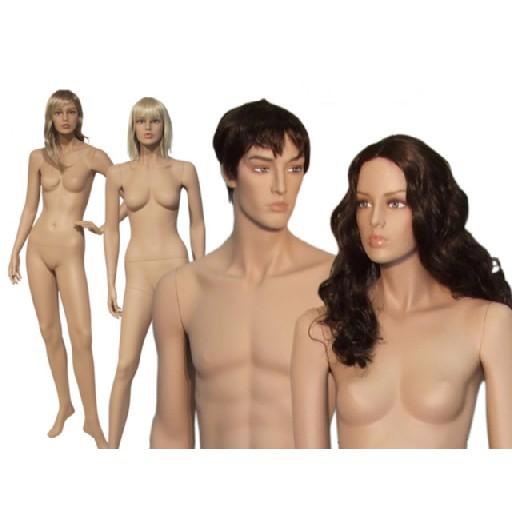 Cad 3D Free Model free Persone  manichini