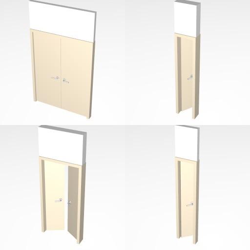 Cad 3D Free Model free Smart  1_doors
