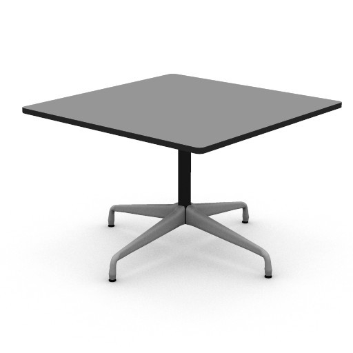 Cad 3D Free Model HermanMiller  eames_42inch_square_table