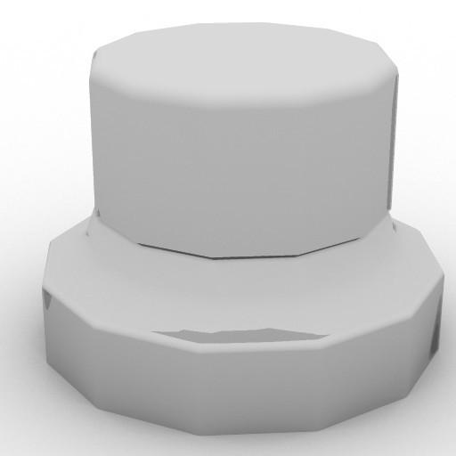 Cad 3D Free Model idealstandard Accessori  griglia