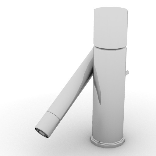 Cad 3D Free Model idealstandard Accessori  mix_4