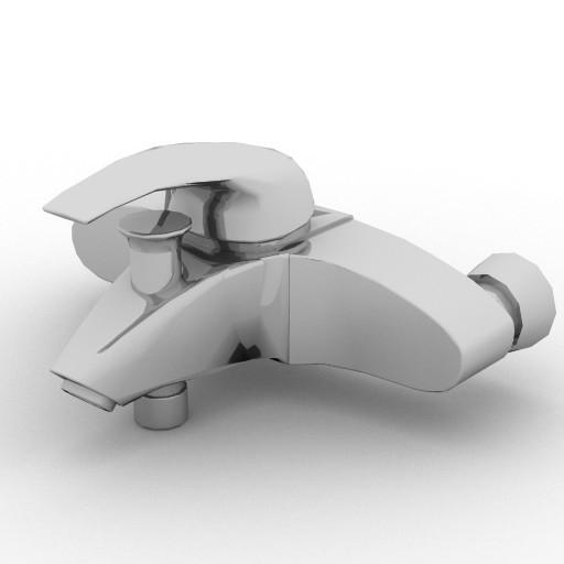 Cad 3D Free Model idealstandard Accessori  mix_vasca3