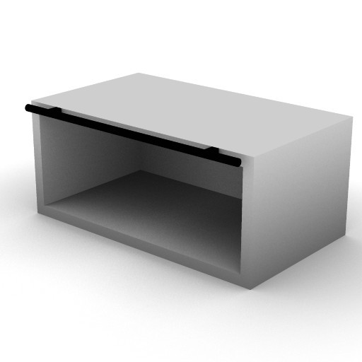 Cad 3D Free Model idealstandard Accessori  mobile_bagno