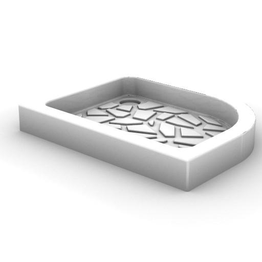 Cad 3D Free Model idealstandard Docce  fabula_doccia