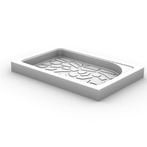 Cad 3D Free Model idealstandard Docce  fabula_doccia1100x720