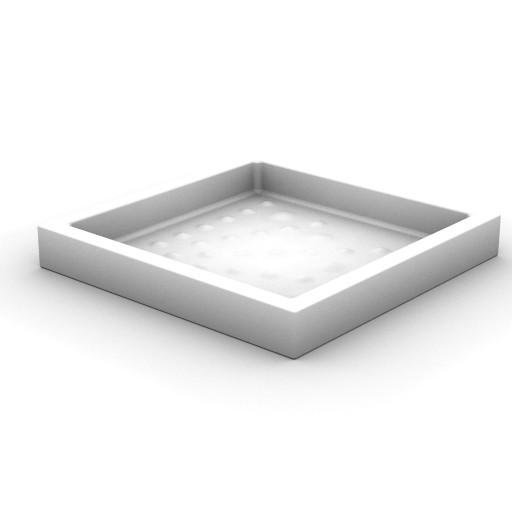 Cad 3D Free Model idealstandard Docce  piatto_doccia800x800