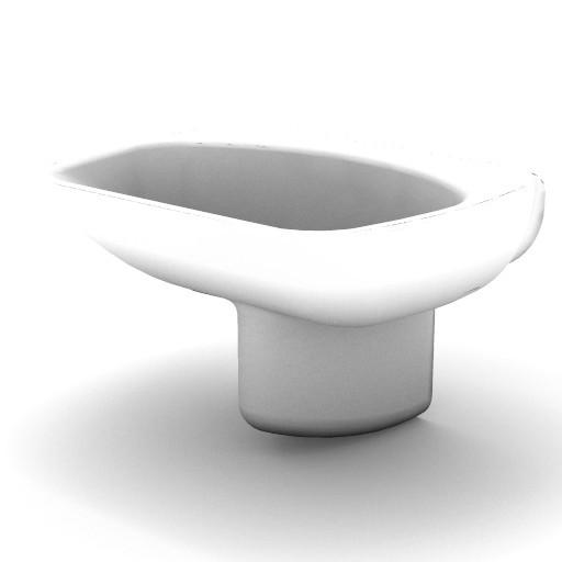 Cad 3D Free Model idealstandard Lavabi  fabula_t0905