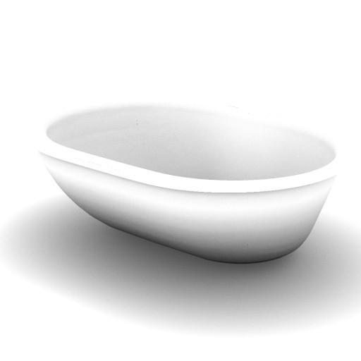 Cad 3D Free Model idealstandard Lavabi  lirica_t0893