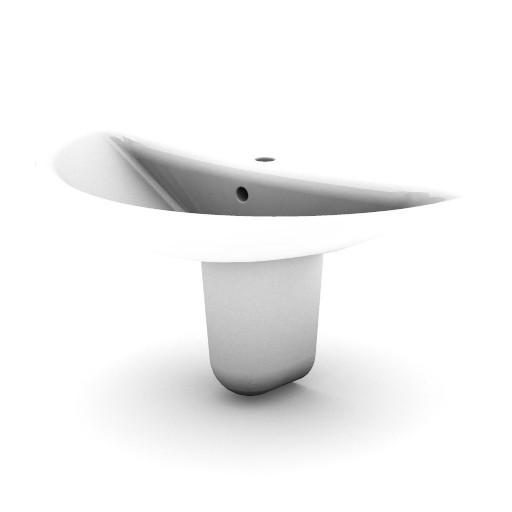 Cad 3D Free Model idealstandard Lavabi  xl_t0888