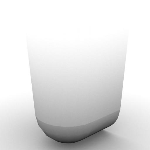 Cad 3D Free Model idealstandard Sanitari  ala_semicol