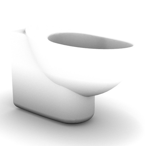 Cad 3D Free Model idealstandard Sanitari  fabula_t5035