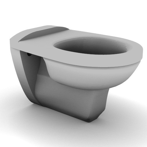 Cad 3D Free Model idealstandard Sanitari  gemma_t3128
