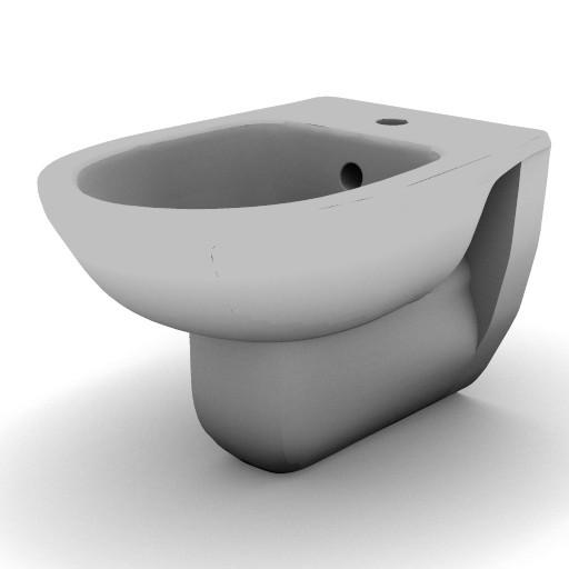 Cad 3D Free Model idealstandard Sanitari  gemma_t5053