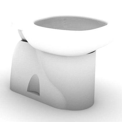 Cad 3D Free Model idealstandard Sanitari  liuto_t3023