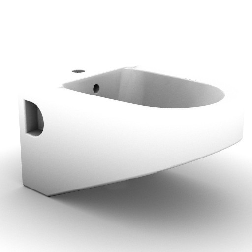 Cad 3D Free Model idealstandard Sanitari  nemea_t5060