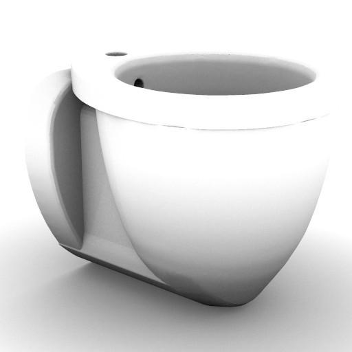 Cad 3D Free Model idealstandard Sanitari  small_t5191