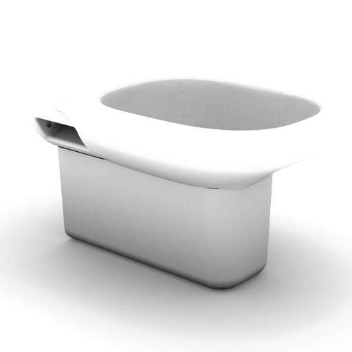 Cad 3D Free Model idealstandard Sanitari  tesi_r3439