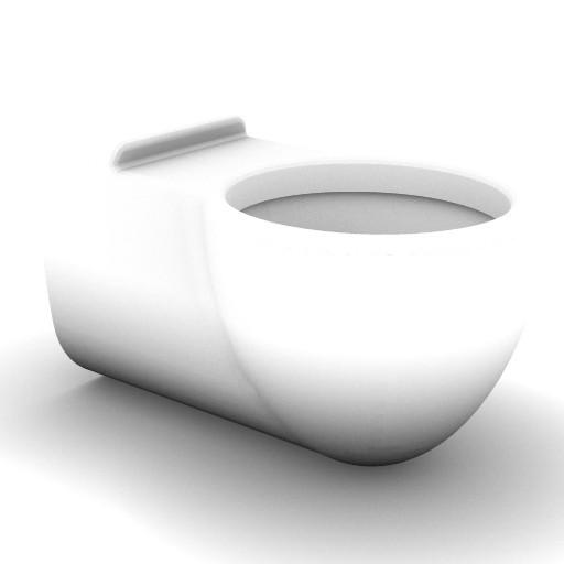 Cad 3D Free Model idealstandard Sanitari  verba_t3091