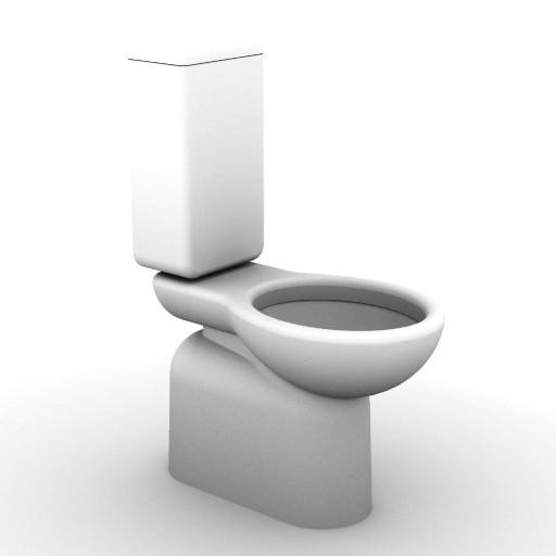 Cad 3D Free Model idealstandard Sanitari  verba_t4086
