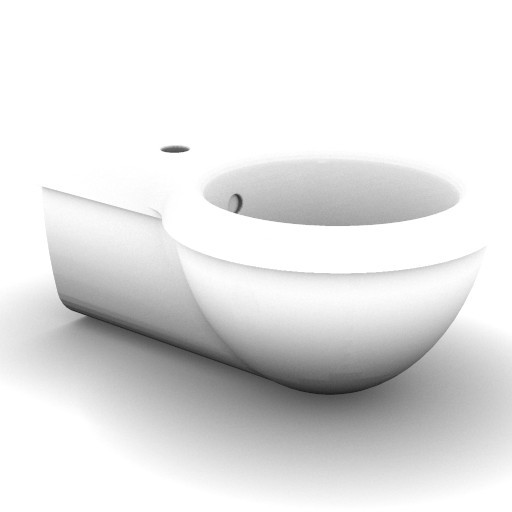 Cad 3D Free Model idealstandard Sanitari  verba_t5042