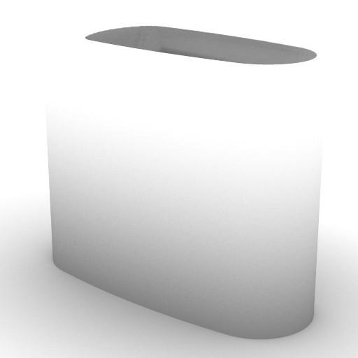 Cad 3D Free Model idealstandard Sanitari  xl_t3462