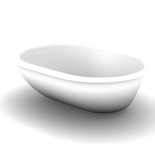 Cad 3D Free Model idealstandard Vasche  liuto_t0893