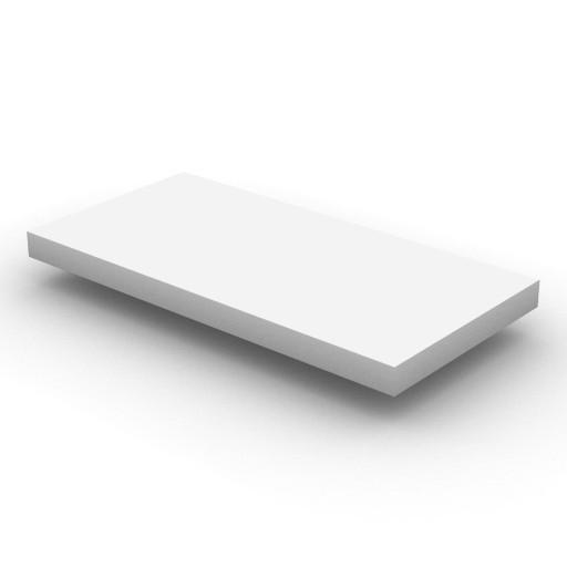 Cad 3D Free Model ikea Expedit  top