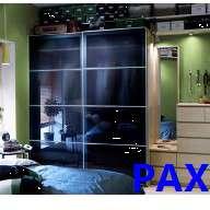 Cad 3D Free Model ikea  pax
