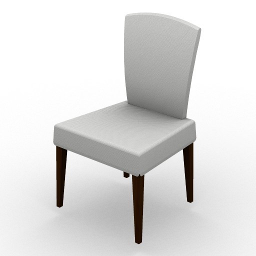 Cad 3D Free Model ikea Tav_sedie  nils