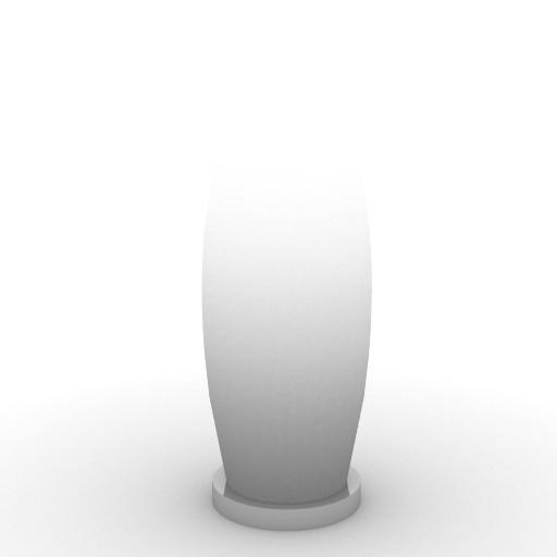Cad 3D Free Model kundalini  gherkin_120