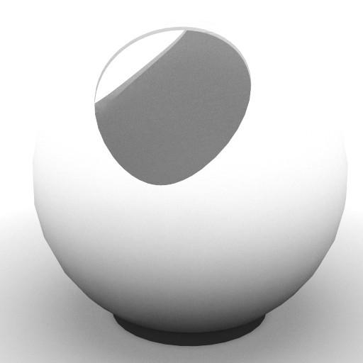 Cad 3D Free Model kundalini  noglobe_35