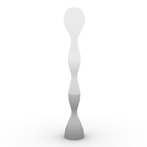 Cad 3D Free Model kundalini  yoga