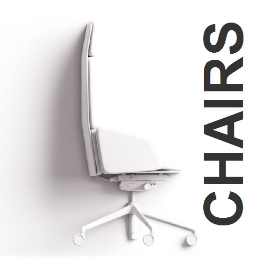 Cad 3D Free Model LAS  chairs