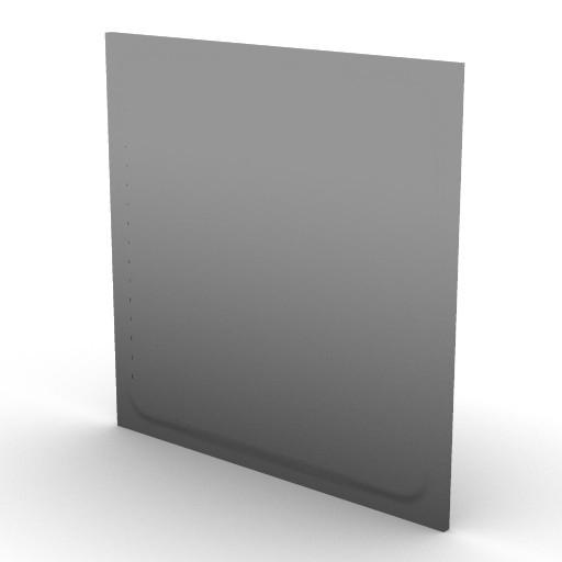 Cad 3D Free Model listone_giordano  mdn_mod10