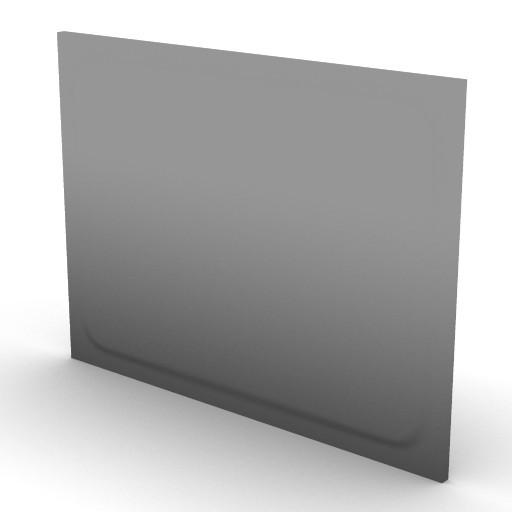 Cad 3D Free Model listone_giordano  mdn_mod20