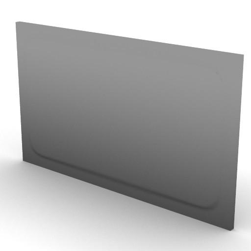 Cad 3D Free Model listone_giordano  mdn_mod30